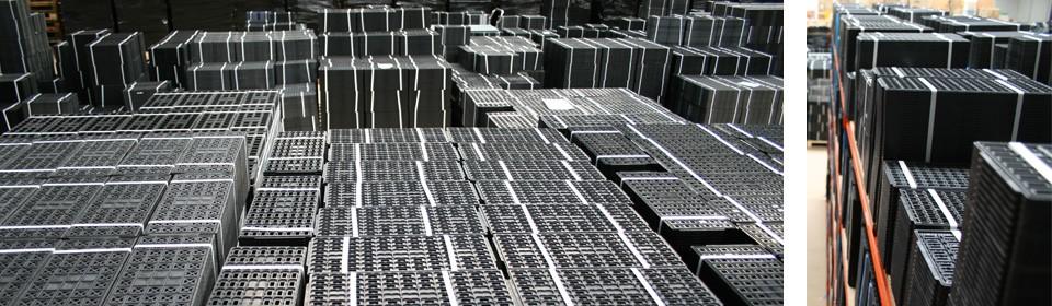 Matrix Trays