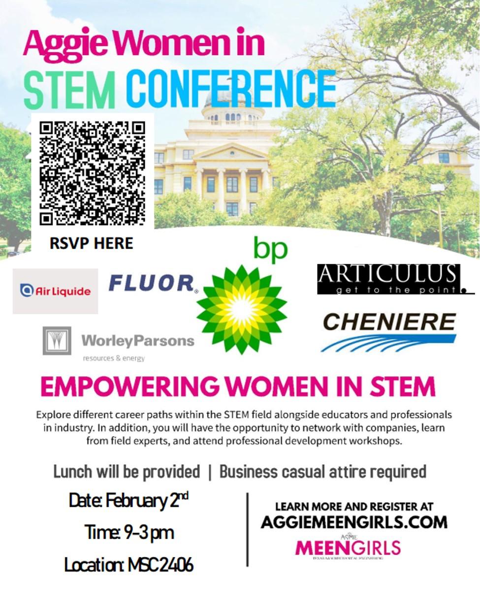 stem conference flyer 2019